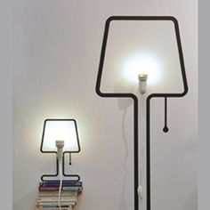 Good Lampe tall and tiny