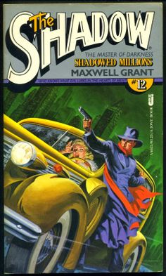 The Golden Age: Jim Steranko ~ The Shadow Covers Pulp Fiction Characters, Comic Book Characters, Fictional Characters, Nick Fury, Indiana Jones, Comic Book Artists, Comic Books Art, Andy Warhol, Jim Steranko