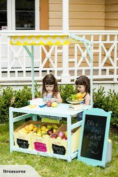 Kids market stall | Trade Me