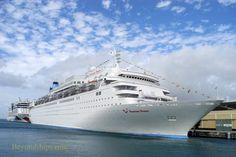 Thomson Dream mini-profile. Thomson Dream is a cruise ship sailing for Thomson Cruises.  This mini-profile takes a concise look at the ship including a brief description of the ship, vital statistics and photos of the ship.
