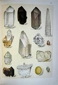 Image result for how to draw crystals