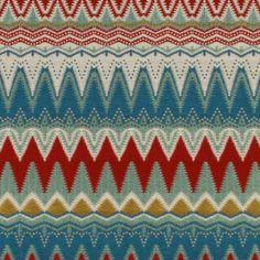 Robert Allen HALIFAX RANGE LACQUER RED Fabric