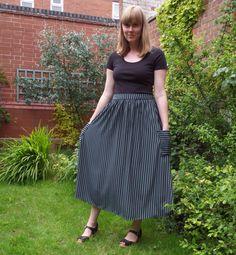 Skirt and scarf | Shirley Rainbow