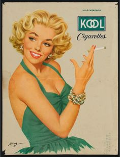 I used to smoke Kool. Here's what you needed to know. The brand appealed more to African Americans than it did for Whites. Because of this you never would purchase them from a vending machine in a White neighborhood, as more often then not, they would be dried out and stale.