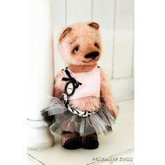 Sweet bear http://milaniyadolls.livemaster.ru