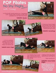 Slim your thighs