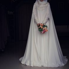 Grab our promotion package Wedding / Nikah / Dress and custo Wedding Abaya, Hijabi Wedding, Muslimah Wedding Dress, Disney Wedding Dresses, Muslim Brides, Pakistani Wedding Dresses, Wedding Attire, Bridal Dresses, Wedding Gowns