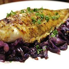 Grilled Fish Steaks - Allrecipes.com