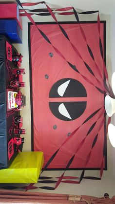 Deadpool party Dani Rodriguez, Deadpool, Party, Fiesta Party, Parties