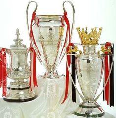 Treble Winners 1998/1999 Season