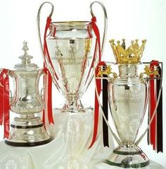 Treble Winners 1998/1999 Season