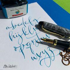 Love this amazing ink for my flex nib foutain pen. Workshop, Amazing, Dyes, Ink, Graz, Atelier, Work Shop Garage