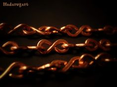 Hadarugart Metal Chain, Texture, Handmade, Crafts, Surface Finish, Hand Made, Manualidades, Craft, Handmade Crafts