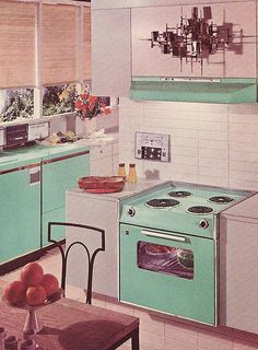GE Kitchen Ad 1963 | Flickr - Photo Sharing!