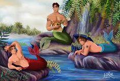 disney characters as mermaids - Buscar con Google