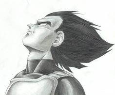 A picture of prince vegeta i made for a while ago >< I really like this picture ^^
