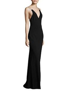 Ramy Brook - Chantal Chain Strap Gown