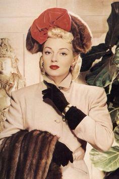 Lana Turner 1940's
