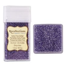 Signature™ Extra Fine Glitter by Recollections™, 1.5 oz.