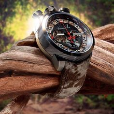 Bomberg Bolt-68 Time Piece, Bright At A Sight !!!!