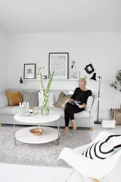 wohnzimmer möbel modernes sofa in hellgrau