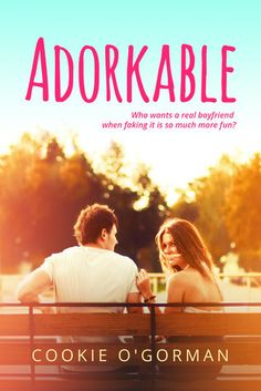 Adorkable by Cookie O'Gorman... Book Cover
