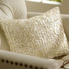 Jewel Lumbar Pillow Cover