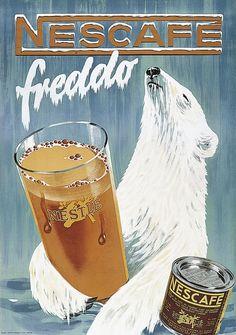 Nescafé freddo - 1951 -