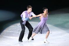 (L-R) Jeffrey Buttle, Mao Asada, JULY 30, 2016 - Figure Skating : THE ICE 2016 in OSAKA at Osaka Municipal Central Gymnasium, Osaka, Japan. (Photo by AFLO SPORT)