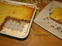 Cornbread, Lasagna, Pie, Ethnic Recipes, Millet Bread, Torte, Cake, Fruit Cakes, Pies