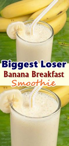 Fantastic Photographs Biggest Loser Banana Breakfast Smoothie Ideas Smoothie fans are becoming more and more common due to the great taste of this significantly common Smoothie Bowl Vegan, Diet Smoothie Recipes, Smoothie Diet, Healthy Smoothies, Healthy Drinks, Banana Smoothies, Healthy Protein, Smoothie Drinks, Detox Drinks