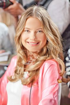 Get VS Angels' Beauty Secrets - Victoria's Secret Fashion Show: Behind the Scenes ft #BehatiPrinsloo
