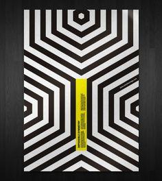impossible symmetry - from minga creative studio Creative Poster Design, Design Poster, Creative Posters, Creative Studio, Layout Design, Design Art, Print Design, Symmetry Design, Balance Design