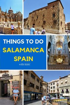 We share with you Things To Do In Salamanca with kids, as well as places to eat, & places to stay in Salamanca too. It is a gorgeous city full of culture. Read more on WagonersAbroad.com