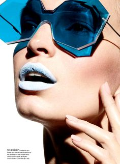 nice Elle Canada April 2014 | Nicola Haffmans by Moo [Beauty]