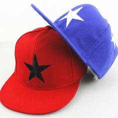 21152a3a828 Children s Hat New Arrival Embroidery five pointed star baseball cap flat  along the hip hop Cap  70067-in Hats   Caps from Mother   Kids on  Aliexpress.com ...