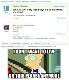 LoL funny Yahoo Answers Maths more Fails at http://www.fails.ch
