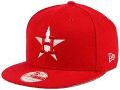 Houston Astros New Era MLB C-Dub 9FIFTY Snapback Cap