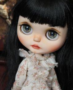 OOAK Custom Blythe Art Doll Miranda by Beyourdolls by beyourdolls