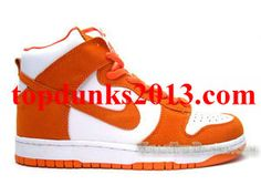 Kids Dunk Shoes · Be True To Your School Syracuse White College Orange Nike  Dunk High Top SB Online Sale 5f6dbdc461f3