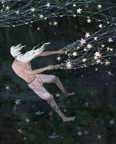 fisherman - artist unknown #stars