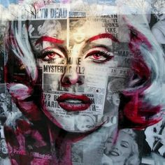 Im not a big Marilyn fan but this is a cool pic