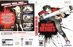 No More Heroes, Travis Touchdown, Sylvia Christel