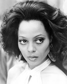 …which she can also work into a serious side-eye. | 26 Photos Proving Diana Ross Invented The Concept Of Fierce