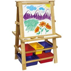The Met Store -  Art Easel. My daughter's favorite gift ever. Best easel I have ever seen!