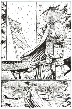 TMNT_Secret History of the Foot Clan#01_01 by Santolouco.deviantart.com on @deviantART