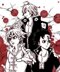 Seven Deadly Sins Anime, 7 Deadly Sins, Dragon Ball, Seven Deady Sins, Ayato, Anime Love, Goku, Badass, Knight