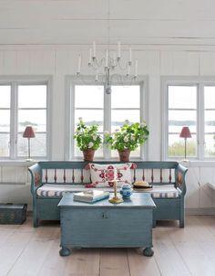 Drömhuset i skärgården är en blandning av Bullerbyn och Saltkråkan – Hus & Hem