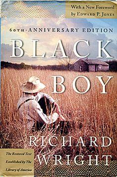 BLACK BOY BY RICHARD WRIGHT ESSAY HELP !?