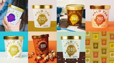 Finally, there's low-calorie, high-protein ice cream that tastes like the real deal. Halo Top Creamery is now available at Walmart!